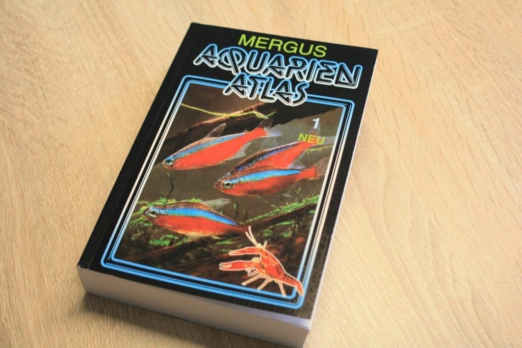 Cover des Mergus Aquarien Atlas
