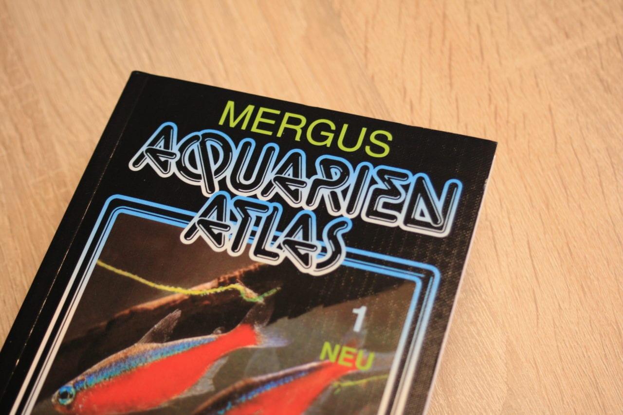 Tietel des Mergus Aquarien Atlas