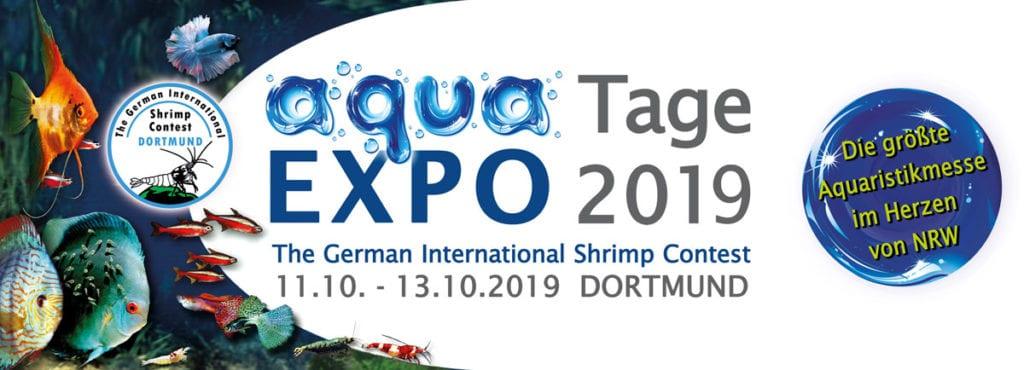 Logo der Aqua-Expo-Tage