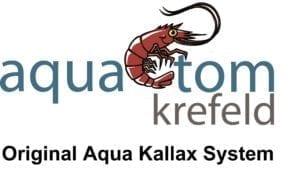 Das Logo von Aqua Tom Krefeld
